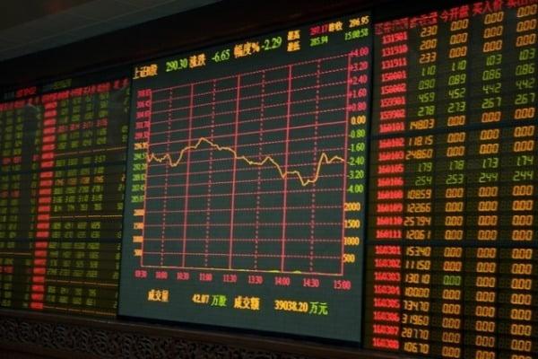 베이징 주식시장의 증시판. / 사진=게티이미지뱅크