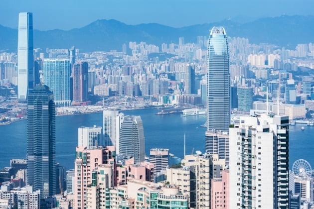 홍콩 전경. /사진=게티이미지뱅크