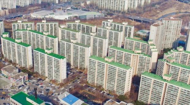 개포동 대치2단지는 강남권 최대 리모델링 추진 아파트로 꼽힌다.  /한경DB