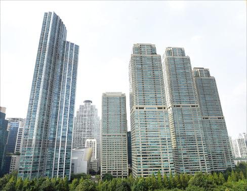 주상 복합 단지도 스마트 한 하나로 재밌다 … 서울과 광교를 팔아 보자