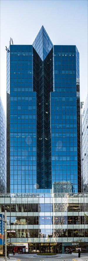 케펠자산운용이 지난해 매각한 서울 여의도동 여의도파이낸스타워 빌딩.