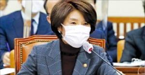 """포장 사전검열 우려에도…한정애 """"반드시 가야하는 길"""" 못 박아"""