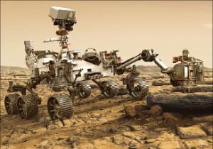 초소형 헬리콥터 싣고 화성 착륙…생명체 흔적 찾는다