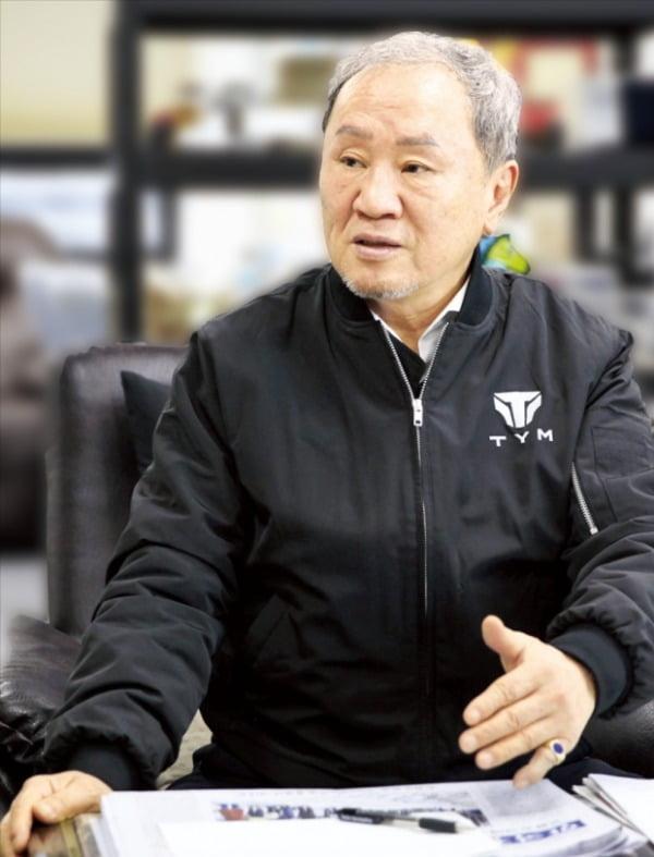 """TYM """"자율주행 트랙터·이앙기 앞세워 매출 1兆·글로벌 톱10 되겠다"""""""