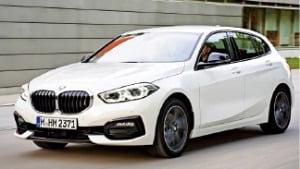 날렵함에 더 넓어진 실내, 주행의 즐거움 갖춘 BMW 뉴 1시리즈