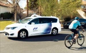 현대차 모셔널, 운전자 없이 美 도로주행…'레벨4' 인증