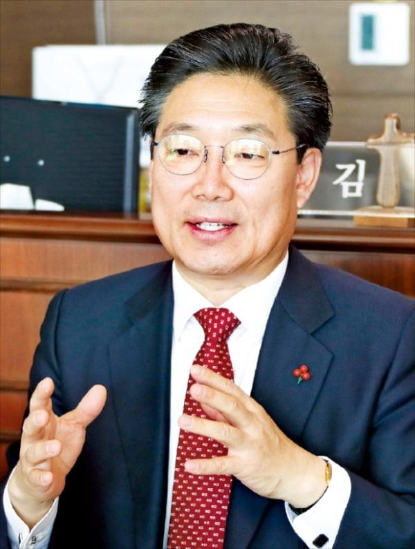 """김홍장 당진시장 """"재생에너지 확대…2050년 탄소중립"""""""