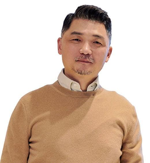 김범수 카카오 의장. 사진=한경DB
