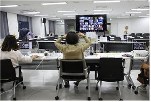 서울시50플러스캠퍼스에서 교육을 받고 있는 모습.(사진 제공=서울시)