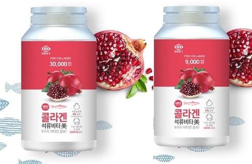 [2021 대한민국 우수브랜드대상] MN3콜라겐석류비타美, 콜라겐 가득 석류비타민