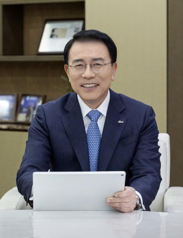 (사진) 조용병 신한금융그룹 회장. /신한금융그룹 제공