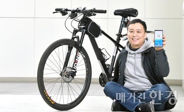 이무비 와이크 대표. 사진=김기남 기자