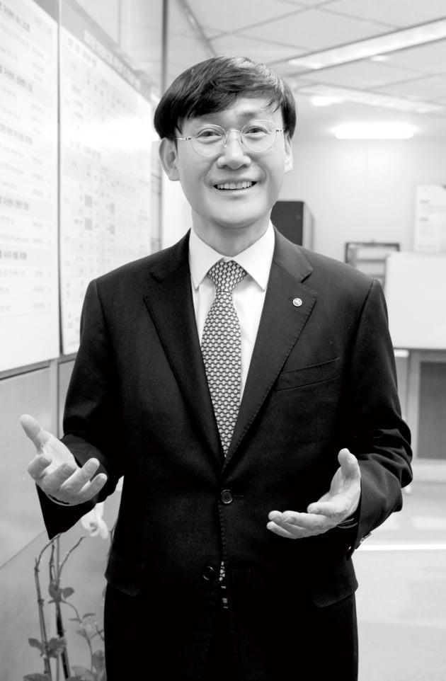 """정연기 우리은행 자산관리그룹장 """"플랫폼 강화해 PB 명가 재건"""""""