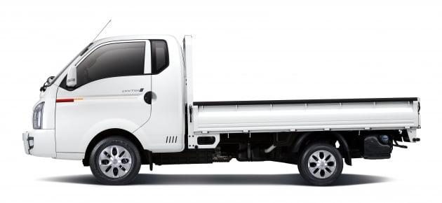 [플라자] 현대차, '2021포터II' 출시…1705만원부터