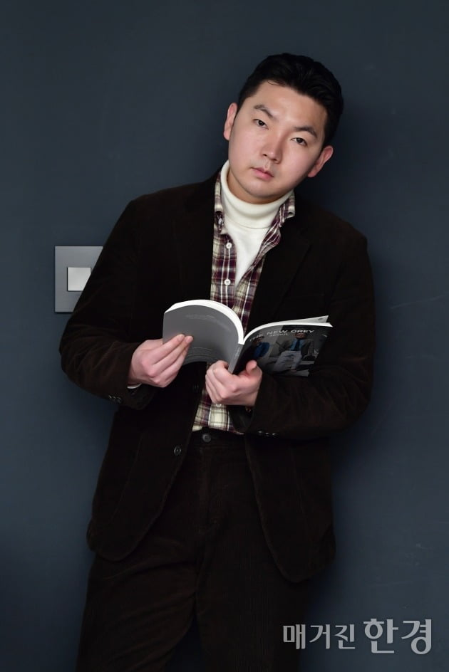 권정현 더뉴그레이 대표. 사진=이승재 기자