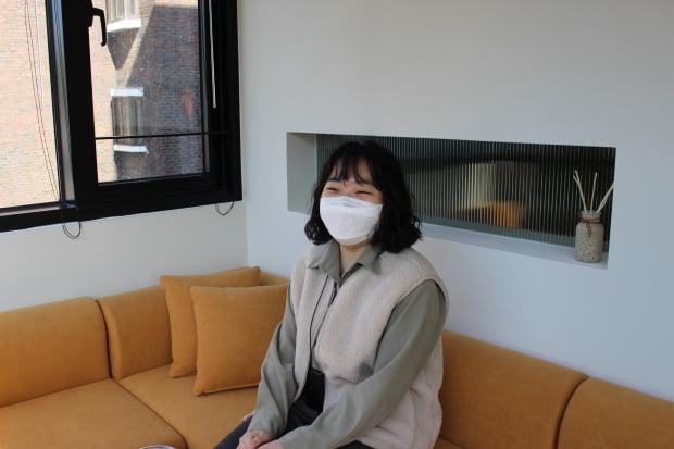 △서울시 종로구 언더독스 본사에서 김소영 인턴사원을 만났다. 사진=전누리 대학생 기자