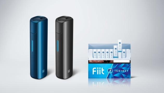 KT&G가 전자담배 릴(lil)의 전용스틱인 '핏 아이시스트(Fiit ICE+EST)'를 출시했다. /KT&G 제공