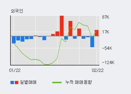 '롯데케미칼' 52주 신고가 경신, 전일 기관 대량 순매수