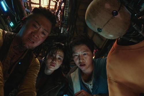 한국형 우주 블록버스터의 새역사…영화 '승리호'
