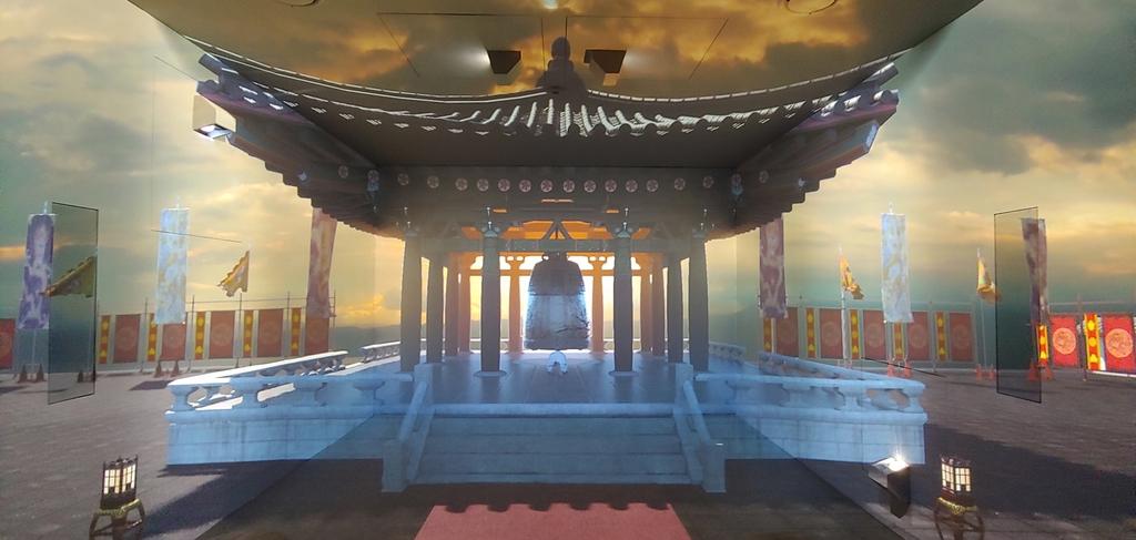 국립경주박물관, 성덕대왕신종의 신비로운 소리 8일 공개