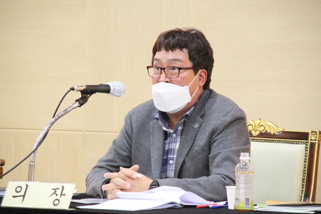 """김택규 배드민턴협회장 """"국가대표 선발 제도 개선"""""""