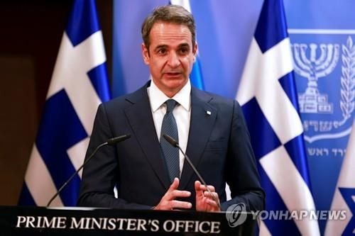 """에르도안, 그리스 총리에 독설…""""분수를 알고 도전말라"""""""