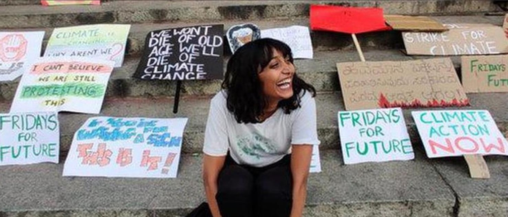 '툰베리 농민시위 문서 만들었다'…인도, 20대 환경운동가 체포
