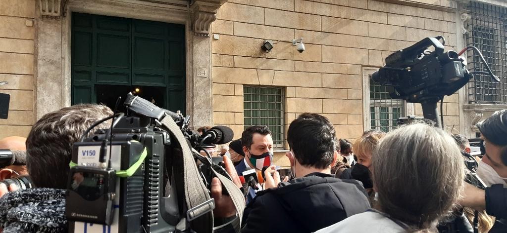 [특파원 시선] 이탈리아 드라기 총리가 이끄는 '무지개 내각'…독일까, 득일까