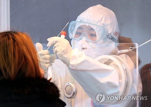 감자탕집서 9명 감염…대구 신규 확진 12명
