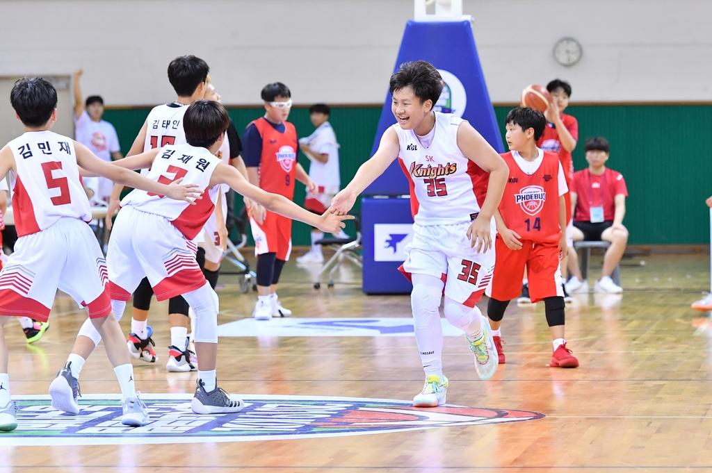 2020-2021 KBL 유소년클럽 농구대회, 19일 양구서 개막