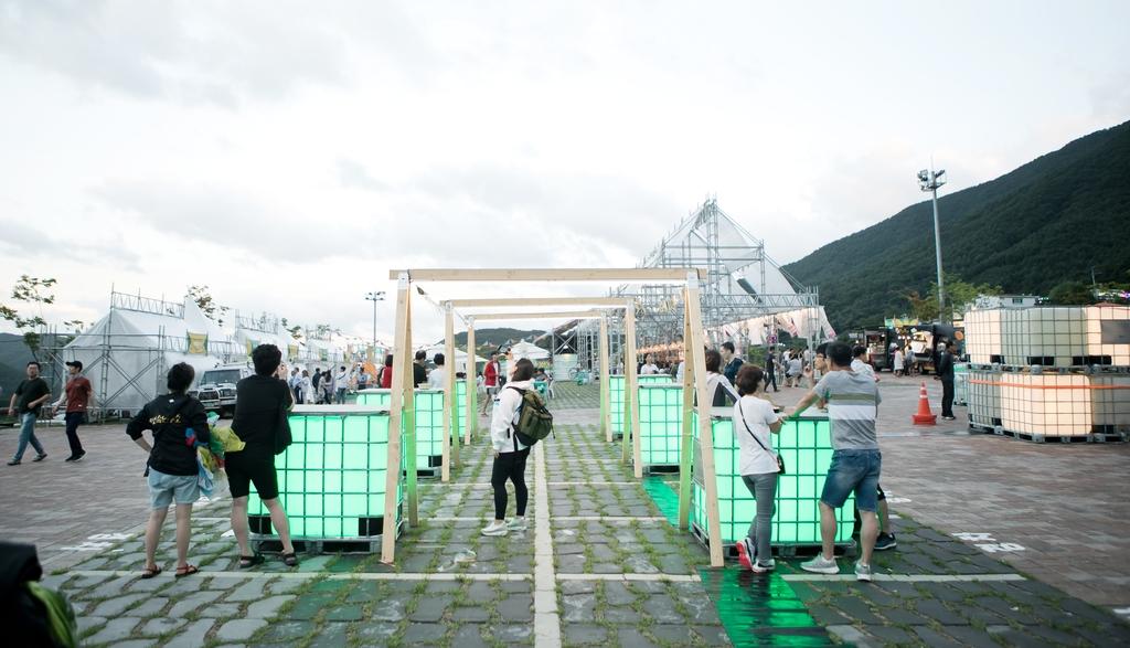 울주세계산악영화제 '대한민국 공공디자인대상 최우수상' 영광