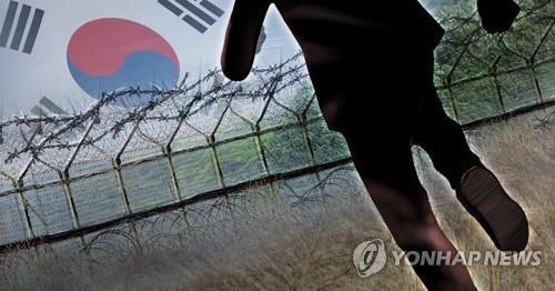 """""""북한 남성 붙잡힌 인근 해안서 잠수복·오리발 발견돼"""""""