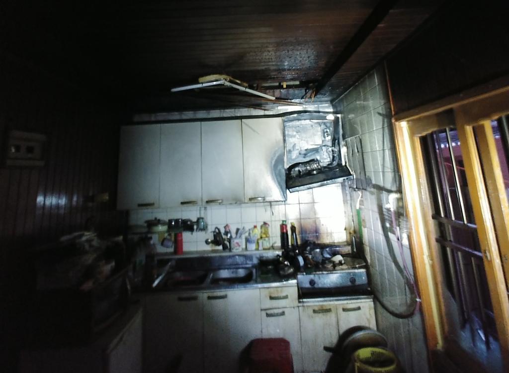 '휴대전화비가 왜 이렇게 많이 나와' 꾸지람에 집에 불 질러