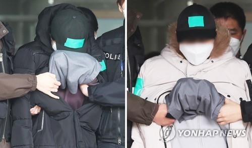 '조카 물고문' 이모 부부에 살인죄 적용…신상은 비공개(종합2보)