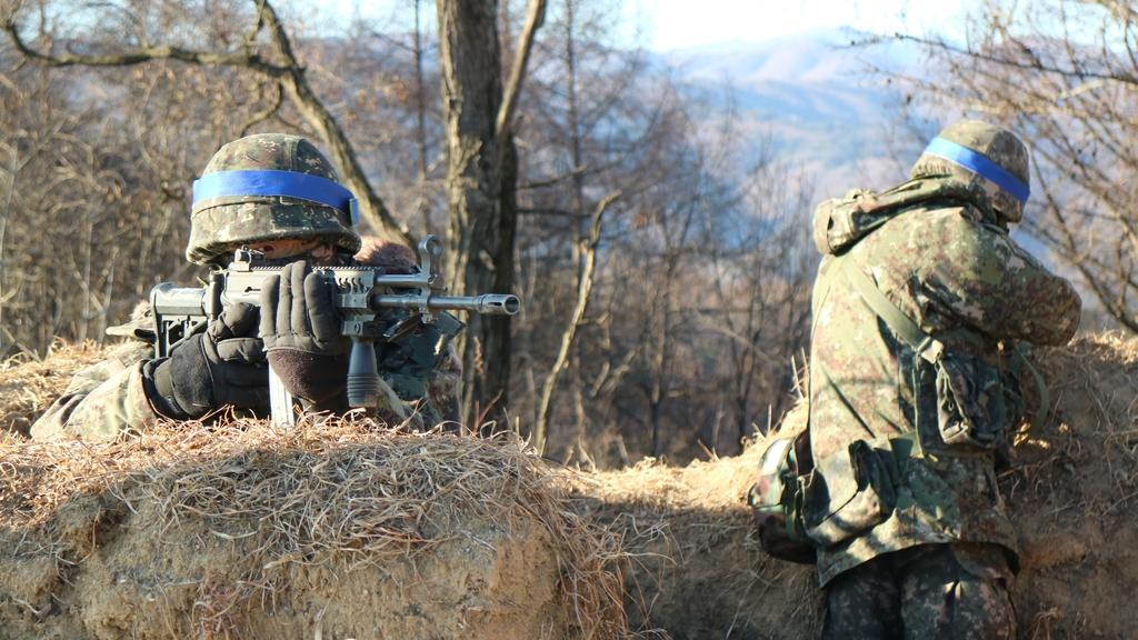 육군 12사단 인제·고성·양구서 24일부터 혹한기 훈련