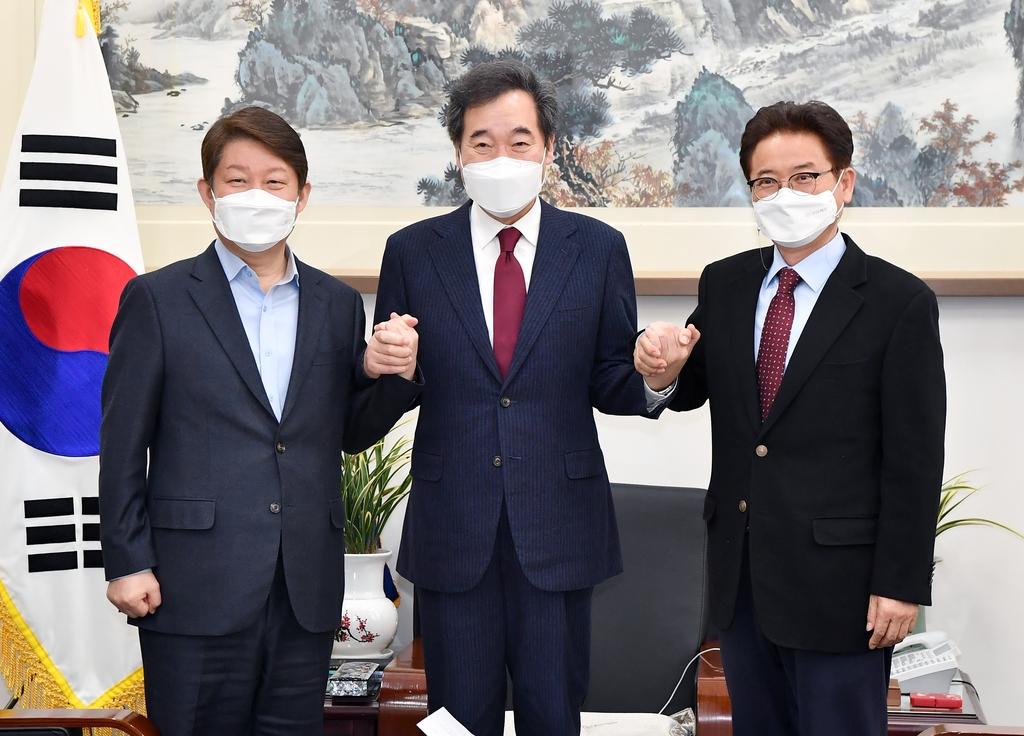 대구시장·경북지사 국회에 신공항 특별법 협조 요청