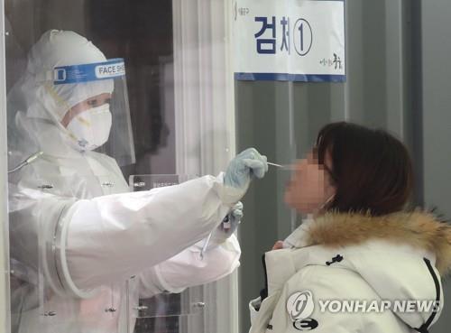 진천 오리 가공업체 집단감염…청주로 '불똥'