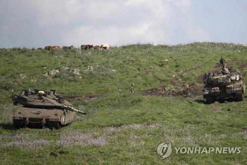 시리아·이스라엘 구금 중인 상대국민 2명씩 교환