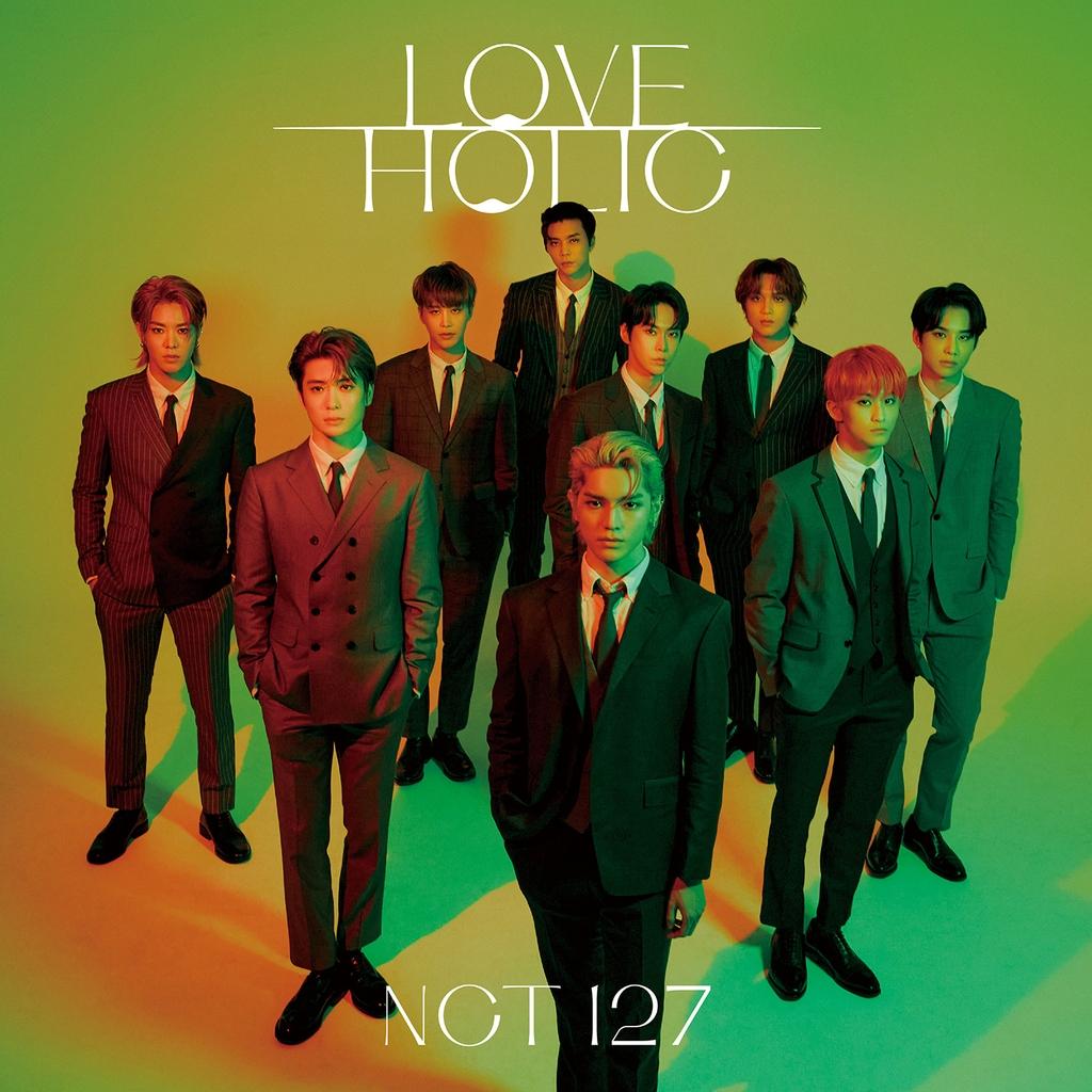 NCT 127, 일본발매 미니앨범으로 오리콘 차트 정상