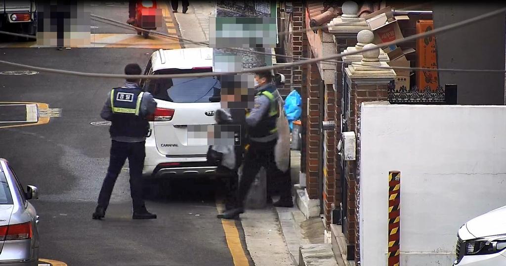 서울 금천구, CCTV 관제로 폭력 피의자 검거 협력