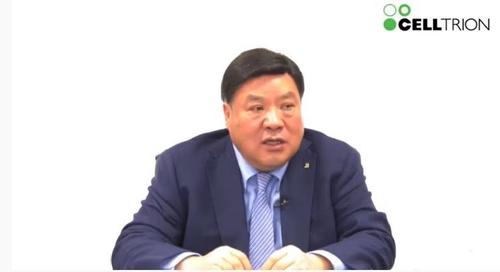 """서정진 """"렉키로나주 변이에도 대응…3상 결과 5개월 내 도출"""""""