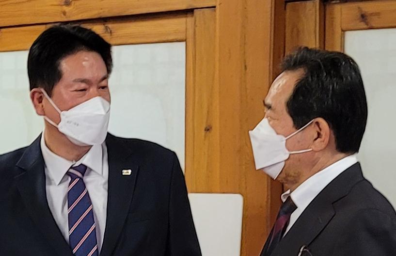 '태권도장 살리기'에 팔 걷어붙인 이동섭 신임 국기원장