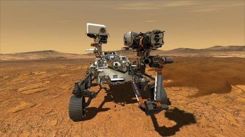 미 퍼서비어런스 화성 착륙 성공…'붉은 행성' 생명체 흔적 탐사(종합)