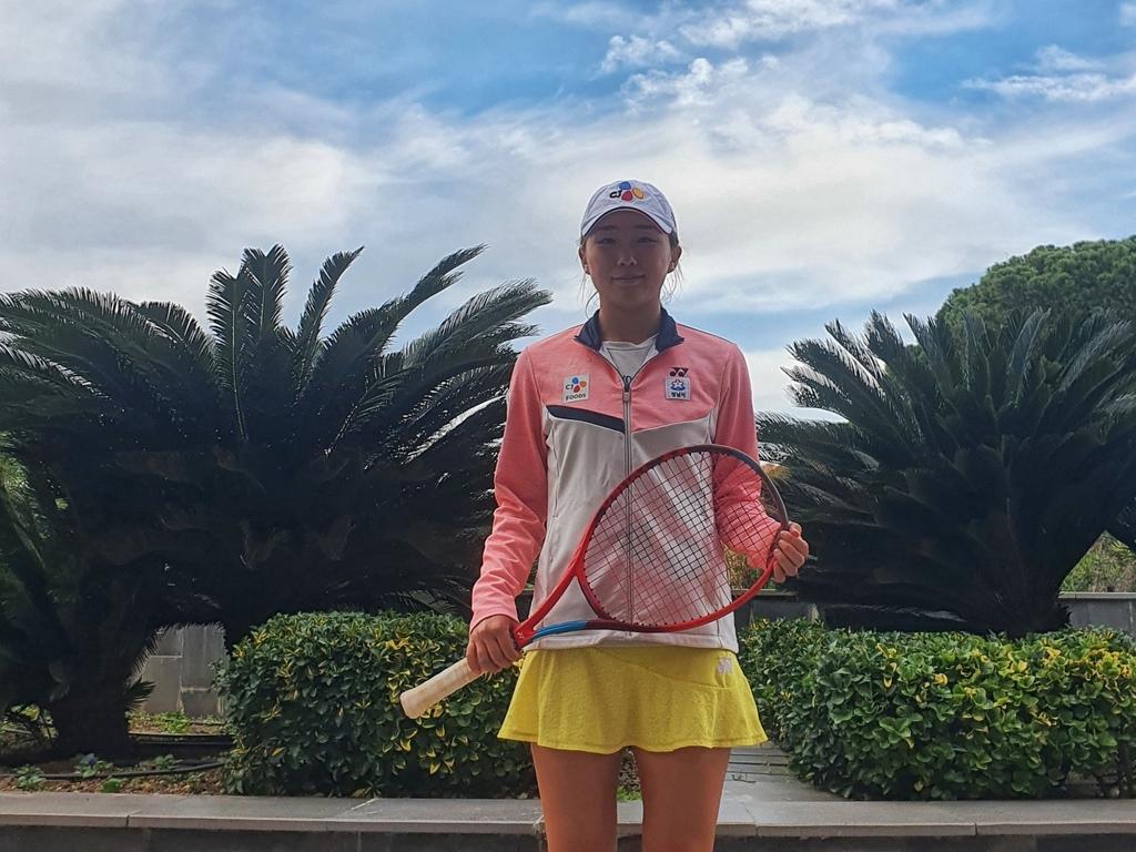 박소현, 국제테니스연맹 터키 대회 단식 8강 진출
