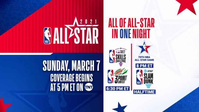2021 NBA 올스타전, 내달 8일 애틀랜타서 무관중 개최