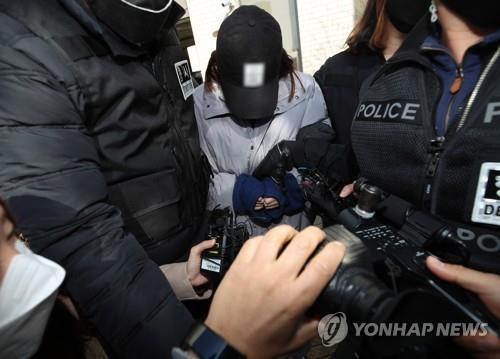 미라 상태로 발견된 3살 여아 엄마 살인혐의로 검찰 송치