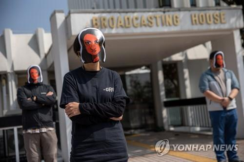홍콩, 공영방송 때리기…수장 교체하고 운영 부실 지적