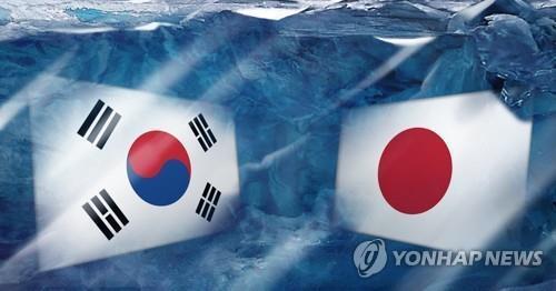 지난해 '한일 관계 개선' 평가 일본 국민 늘어(종합)