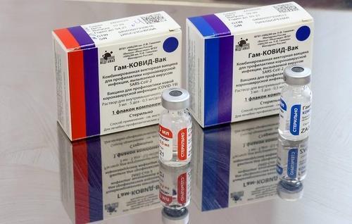 """""""러시아, 외국 대사관들에 '스푸트니크V' 백신 무료 접종 제안"""""""