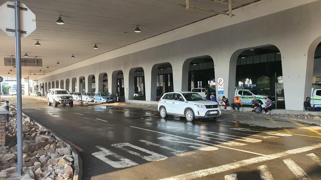[샵샵 아프리카] 1년 만에 다시 찾은 요하네스버그 국제공항